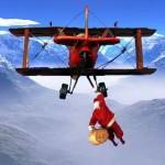 Avion-Père-Noël